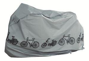 Fahrradgarage Roller Moped E-Bike Fahrradschutzhülle Abdeckplane Voll Ganzgarage