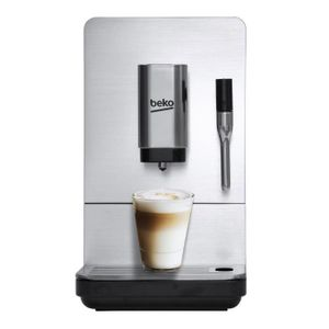 Beko CEG5311X Espressomaschine - 1350 W / 15 bar - Schwarz / Edelstahl