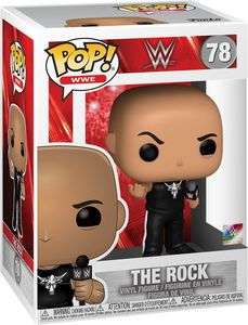WWE - The Rock 78 - Funko Pop! - Vinyl Figur