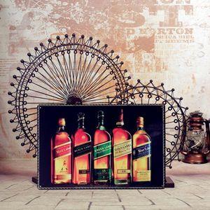 Zinn-Plakette Art-Deco-Stil