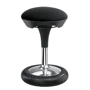 Topstar Sitness® 20 Hocker, schwarz