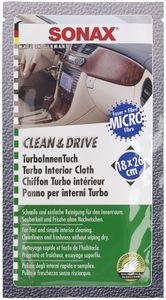Sonax CleanDrive TurboInnenTuch 18x26 Thekendisplay 6 Milliliter Reifen