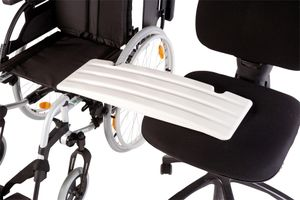 Rutschbrett Meyra für Rollstuhl
