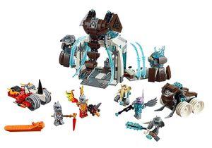 LEGO 70226 - Eisbasis der Mammuts