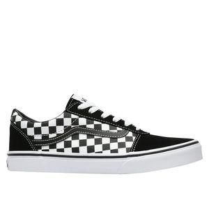 VANS Damen Sneaker Sneaker Low Textil schwarz 39