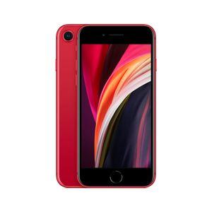 Apple iPhone SE - Mobiltelefon - 12 MP 64 GB - Rot