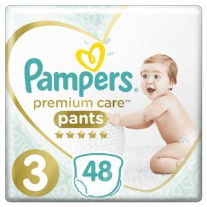 Pampers Premium Care, Größe 3 Midi, 48 Windeln