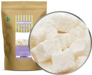 Cocos Cube - Saftig süße Kokoswürfel - ZIP Beutel 500g