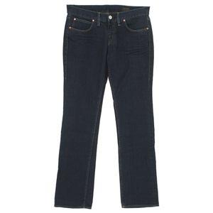 19965 Herrlicher, Sharon,  Damen Jeans Hose, Stretchdenim, darkblue, W 30 L 34