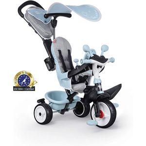 Smoby 741500 Baby Driver Komfort, Blau