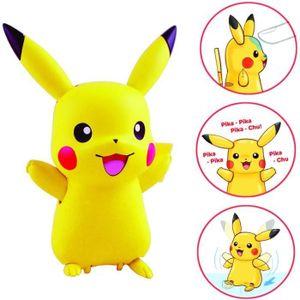 BOTI Pokémon Pikachu Interaktive Figur mit Sound 10 cm BOTI35667
