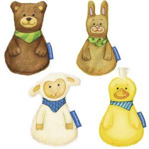 Ravensburger ministeps Spielzeug Knistertuch Häschen 04533