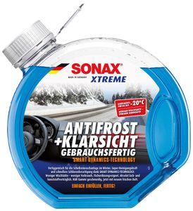 SONAX XTREME AntiFrost+KlarSicht Gebrauchsfertig bis -20°C 3 L