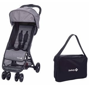 Safety 1st Ultra Kompakter Kinderwagen Teeny Schwarz 1265666000