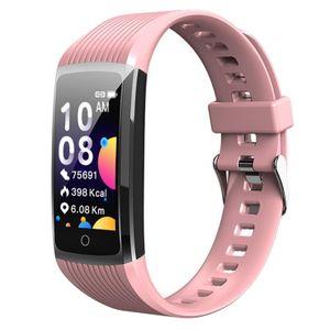 2020 r12 touch smart armband blutdruck messung fitness tracker uhr Rosa 252 x 23 x 11 mm
