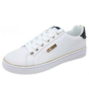 Guess WHIBR Beckie Damen Sneaker in Weiß, Größe 39