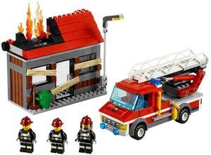 Lego City 60003 Feuerwehreinsatz