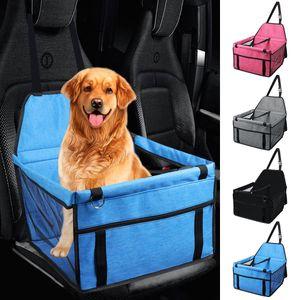 Meco klappbar Welpen-Katze-Hund Träger Spielraum Autositz für Haustiere Auto Protect Sicherheits einfache Reinigung