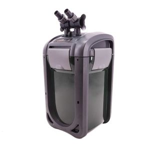 Aquarium Außenfilter DGN-460A bis 700l Becken regelbar, automatische Entlüftung