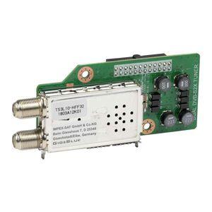 GigaBlue DVB-S2X Multistream Dual Tuner