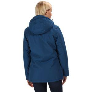 Regatta Wintermantel Damen kurz Bergonia, Farbe:Blau, Damen Größen:42