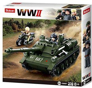 Torro WWII - Russischer Jagdpanzer