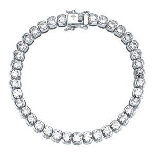 JOOP! Damen 925 Sterling Silber Tennisarmband mit Zirkonia in silberfarben - 2026877