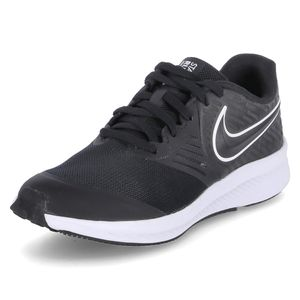 Nike AQ3542 001 NIKE STAR RUNNER 2 (GS) Kinder Schnürschuh schwarz kombi. 39