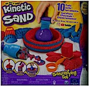 Spin Master Kinectic Sand- Sandisfying S | 6047232