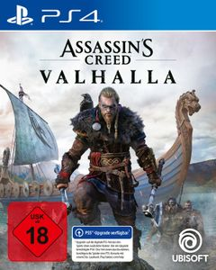 Assassin's Creed Valhalla - Konsole PS4