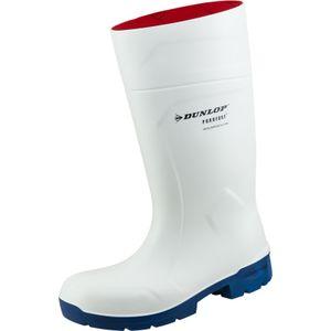 Dunlop Stiefel Purofort MultiGrip safety weiß S4 Gr. 44