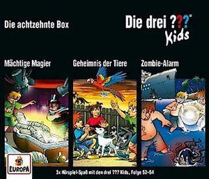 KOSMOS CD-Box ??? Kids 52-54 0 0 STK