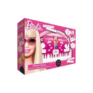 IMC Toys 78397 Barbie Elektrisches Keyboard