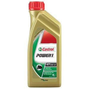 1 Liter CASTROL 10W-40 Power 1 4T