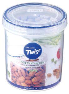 Lock&Lock LLS122 Twist Frischhaltedose rund, 560 ml