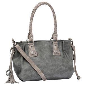 Rieker Handtasche H1344 Grau Damen