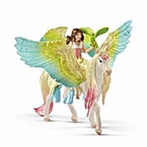 Schleich bayala Surah mit Glitzer-Pegasus
