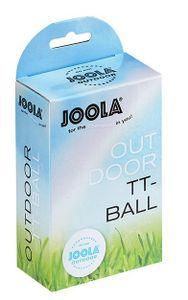 JOOLA Tischtennisbälle Outdoor 6er Pack
