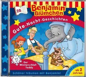 BUSCH CD B.Blümchen 28 Gute-Nacht-Geschichten