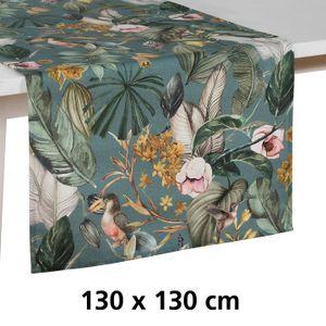 Tischdecke DELICE 130x130 (Delice_EU 130 x 130 cm)