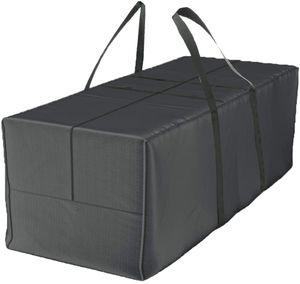 Aufbewahrungstasche und Schutzhülle für Auflagen - Gartenauflagen Aufbewahrungstasche aus 420D Polyester (175x80x60 cm)