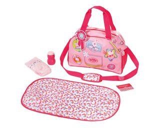 Zapf Creation BABY born® Wickeltasche - Farbe: rosa; 822227