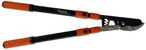 Garten PRIMUS Power-Getriebe-Astschere Länge: 680 - 1.000 mm schwarz / orange