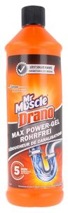 Mr. Muscle Drano Power Gel 1 Liter