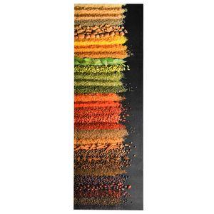 Küchenbodenmatte Waschbar Gewürze 60x180 cm
