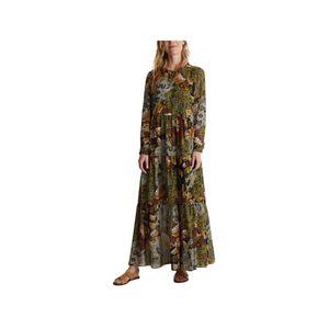 Esprit Women Kleid, Farbe:OLIVE 4, Größe:40