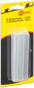 fixpoint Ersatzklebestick 11 mm 6 Stück
