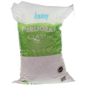 Knauf Premium Perlite 10 Liter Perligran Substrat Verbesserer für z.B. Erde