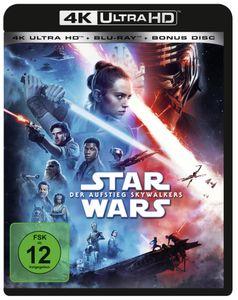 Star Wars: Der Aufstieg Skywalkers [Blu-Ray 4K]
