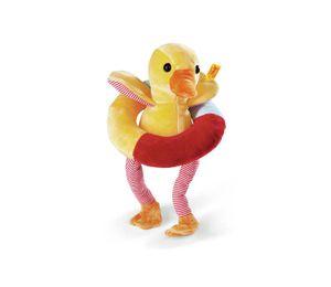 Steiff Pilla Schlenker Ente 25cm gelb